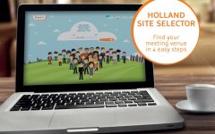 Holland Site Selector